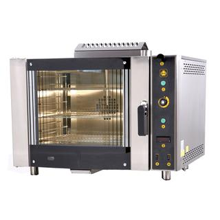 Gas convection oven with steamer F70G